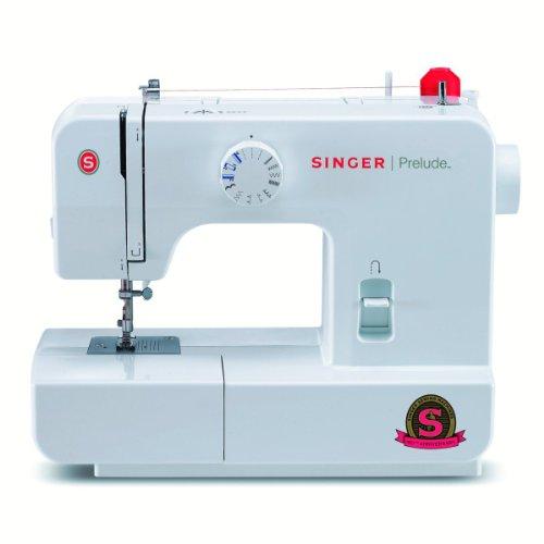 Singer Prelude - Máquina de coser (13 puntadas utilitarias y decorativas)