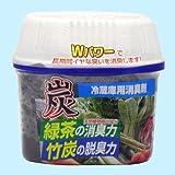 冷蔵庫用消臭剤(竹炭)