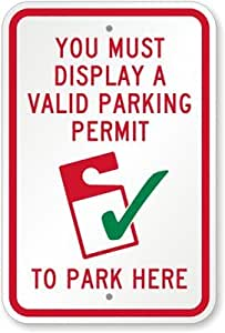 valid parking