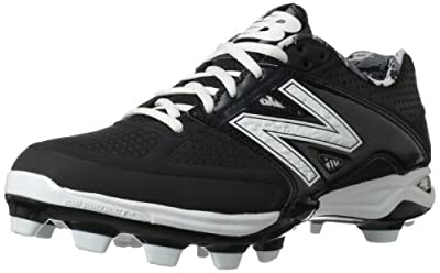 New Balance Men's P4040 TPU Molded Low Baseball Shoe