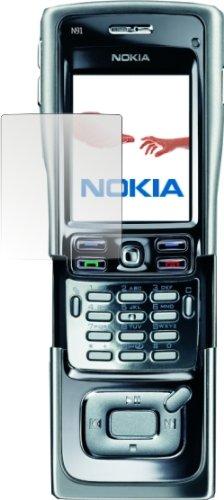 Soft-Displayschutzfolie Nokia N91 8GB (6 St.)