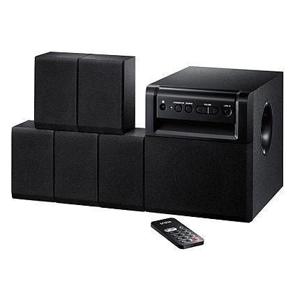Polaroid 5.1 Home Theatre Speaker System