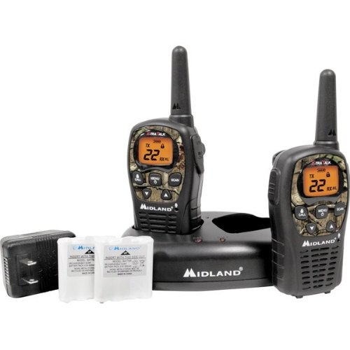 Gmrs 22 Channel Outfitters Camo Up To 24 Miles Value Pack