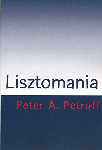 lisztomania-english-edition