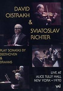 Beethoven: Violin Sonata No. 6, Op. 30:1 / Brahms: Violin Sonata No. 3, Op. 108 (Live - Alice Tully Hall, March 18, 1970)