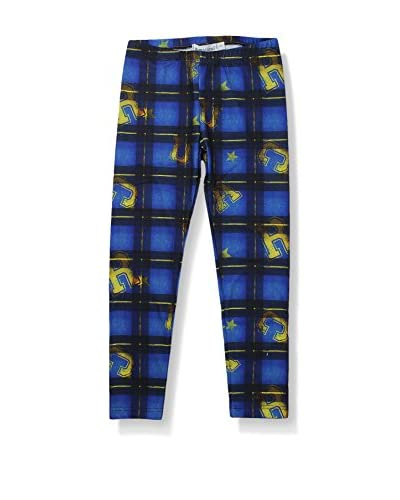 Rubacuori Leggings Azul / Amarillo