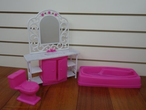 Gloria Bathroom Play Set