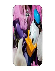 Bagsfull Designer Printed Matte Hard Back Cover Case For Infocus M2