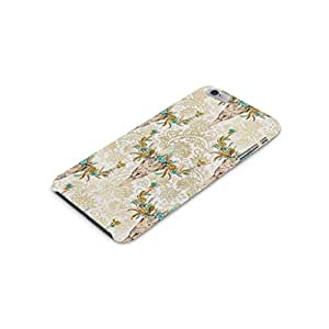 Cover Affair Floral / Flower Printed Back Cover Case for Apple iPhone 6S Plus