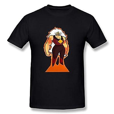 Meentre Men's Steven Universe Jasper T Shirt
