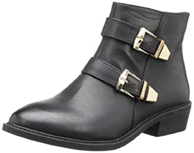 Wanted Shoes Women's Alamos Bootie,Black,11 M US
