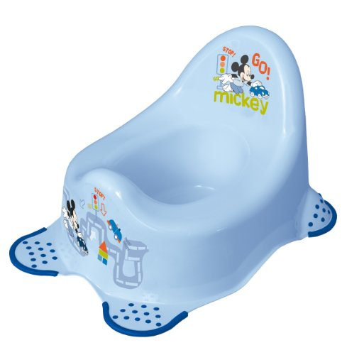 Disney Mickey Mouse Steady Potty (Blue)
