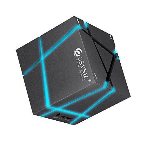 Tragbarer-Bluetooth-Lautsprecher-ESYNiC-Mini-Tragbar-Wireless-Stereo-Bluetooth-40-Lautsprecher-mit-Mikrofon-und-buntem-LED-Licht-untersttzt-TF-Karte-Musik-Player-FM-Radio-Hands-Free-Anruf-Antwort-fr-i