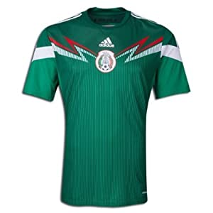 Buy Adidas Mexico Home Jersey 2014 by adidas
