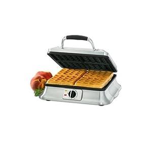 Cuisinart WAF-4BC 4-Slice Belgian Waffle Iron