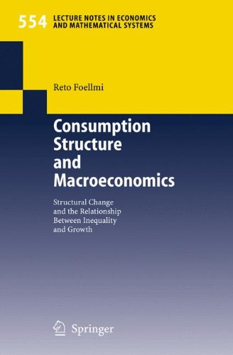 Consumption Structure and Macroeconomics: Structural...