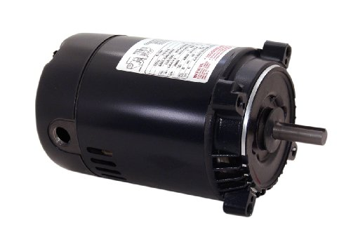 A.O. Smith K1102 1 Hp, 115/230 Volts, 16.2/8.1 Amps, 1.4 Service Factor, 56C Frame, Reversible Rotation Jet Pump Motor
