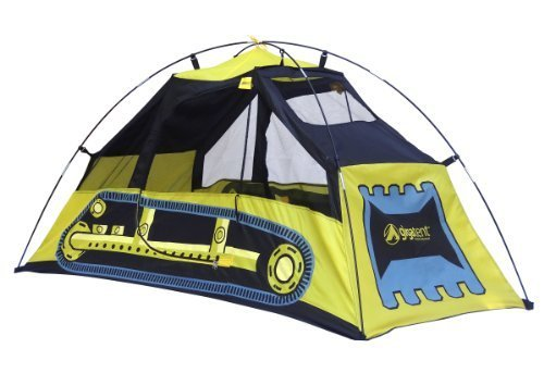 Giga Tent Bulldozer Play Tent by Gig a Tent