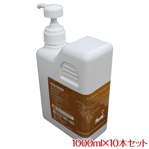 マカダミ屋の天然100%無添加スイートアーモンドオイル1000ml×10本セット 天然100%無添加オイルマッサージオイルオイルだけでは無く、美容液・保湿クリーム