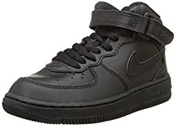 NIKE AIR FORCE 1 MID LITTLE KIDS PS 314196-004