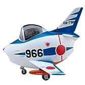 たまごひこーき 航空自衛隊 F-86 セイバー ブルーインパルス ノンスケール プラモデル TH16
