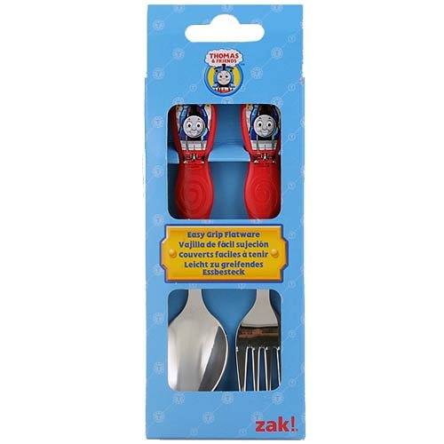 Thomas and Friends Easy Grip Flatware - 1