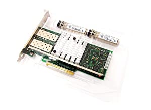 HP 700751-B21 10GB Dual Port Flexfabric 534FLR-SFP+ Network Adapter