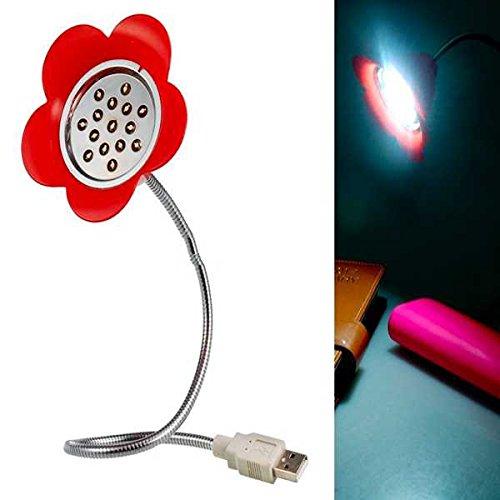 Loudspeaker Design Usb 15-Led Light (Red) Produced By A1