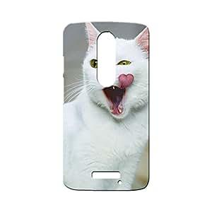 BLUEDIO Designer Printed Back case cover for Motorola Moto X3 (3rd Generation) - G6024