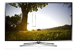 Samsung UE46F6400 - Televisor LED 3D de 46 pulgadas con SmartTV (Full HD 1080p, Clear Motion Rate 100 Hz) color negro