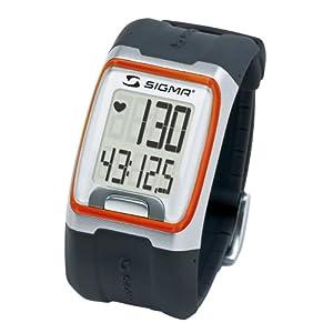 Sigma PC 3.11 Cardiofréquencemètre Orange