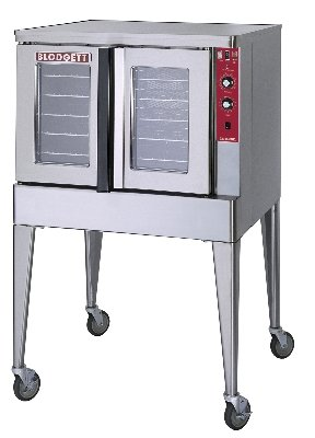 Blodgett Zeph-100-Esingl Full Size Electric Convection Oven - 208V/3Ph, Each