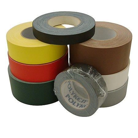 Polyken 510 Premium Grade Gaffers Tape: 2 in. x 75 ft. (Black) by Polyken