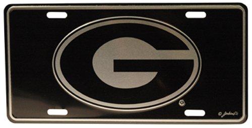 NCAA Georgia Bulldogs Car Tag Elite (Bulldog Tag compare prices)