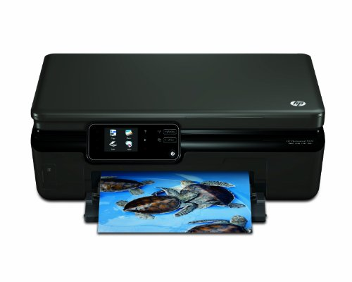 HP Photosmart 5510 e-All-in-one Printer (Print, Scan, Copy, Wireless, e-Print)