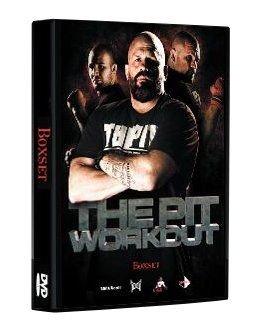The Pit Workout - DVD Boxset (mixed martial arts)