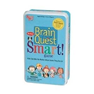 Brain Quest Smart Travel Card Game