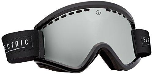 Electric Egv Ski Goggles, Gloss Black, Bronze/Silver Chrome