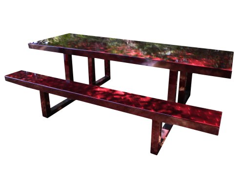 Find Low Price Ofab Custom Theme Tables Inch Rectangle Picnic - 96 picnic table