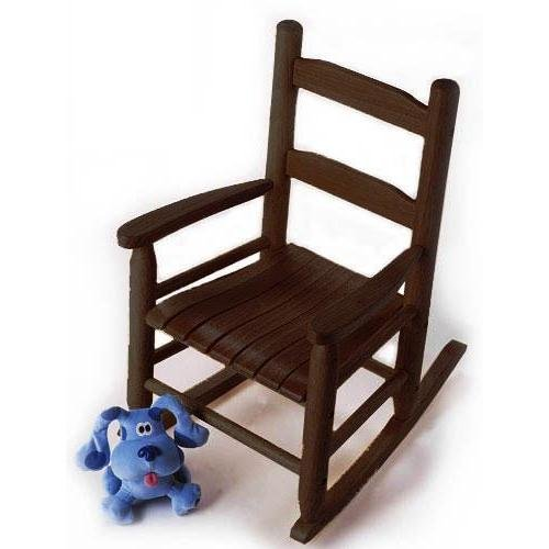 Child's Rocking Chair Finish: Espresso