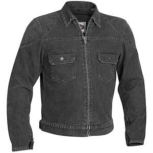River Road Ironclad Denim Jacket - 2X-Large/Black