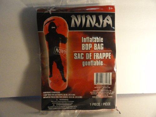 Ninja Inflatable Bop Bag - 1