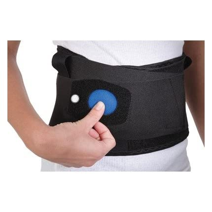 Airform Inflatable Back Support Size: Large, Style...