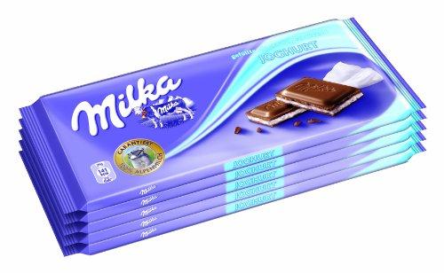 Milka Joghurt 5er, 1er Pack (1 x 500 g)