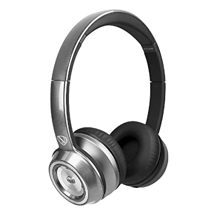 Monster NCredible Ntune Pearl Silver casque