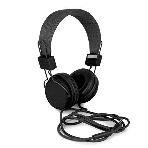 hi-fun-casque-stereo-fluor-cable-en-tissu-avec-microphone-et-touche-multifonction-noir-anthracite