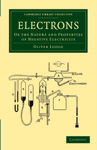 Electrons Paperback (Cambridge Library Collection - Physical  Sciences)