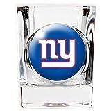 New York Giants Square Shot Glass - 2 oz.
