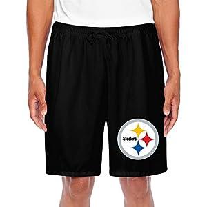 Mens Pittsburgh Steelers Mike Tomlin Shorts