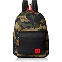 Trailmaker 6334GRN Boys Printed Backpack with Pencil Pouch